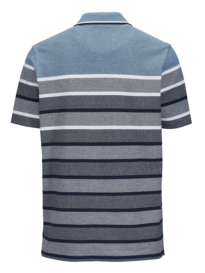 Poloshirt van piquémateriaal