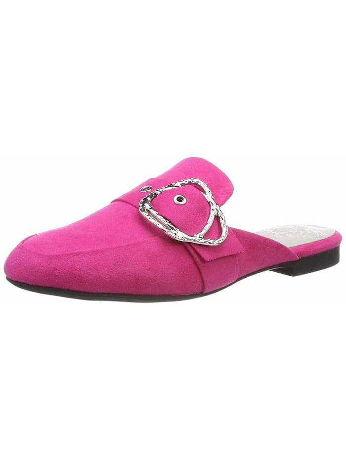 Marco Tozzi Pantoletten, pink