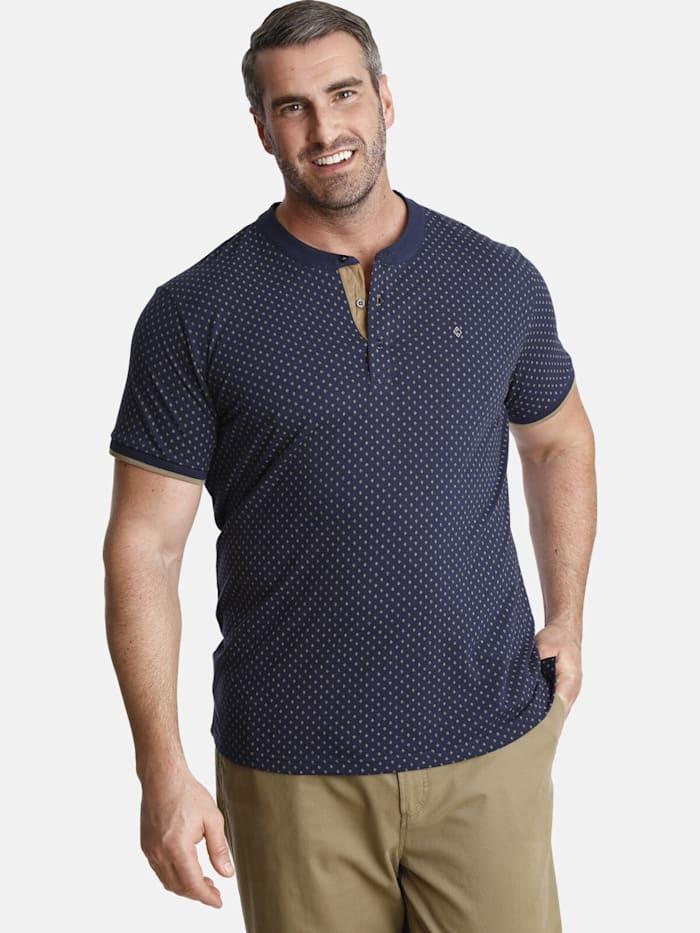 Charles Colby Charles Colby T-Shirt DUKE COLIN, dunkelblau