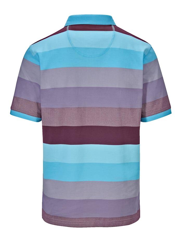 Poloshirt bügelfrei und hautsympathisch