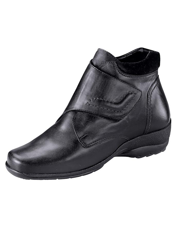 hoge schoen, Zwart