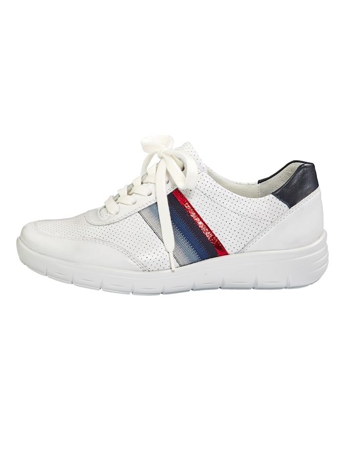 Šněrovací boty s podrážkou se vzduchovými polštářky