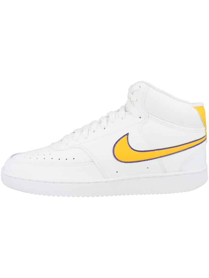 Nike Sneaker mid Court Vision Mid, weiss