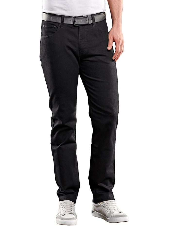 Engbers Hochelastische My Favorite Jeans, Schwarz