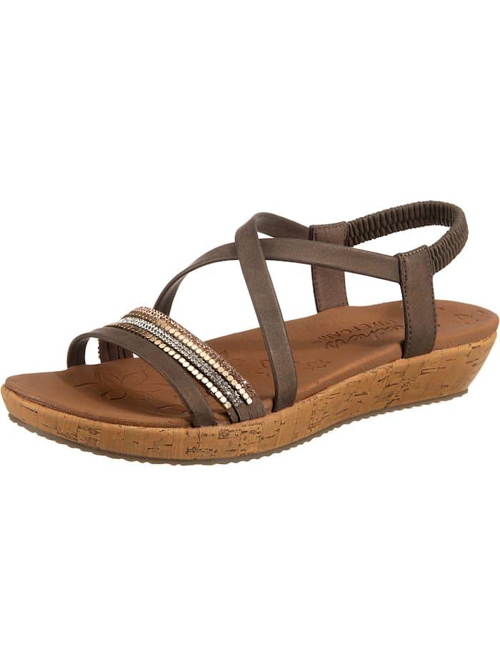 Skechers BRIE Klassische Sandalen, bronze