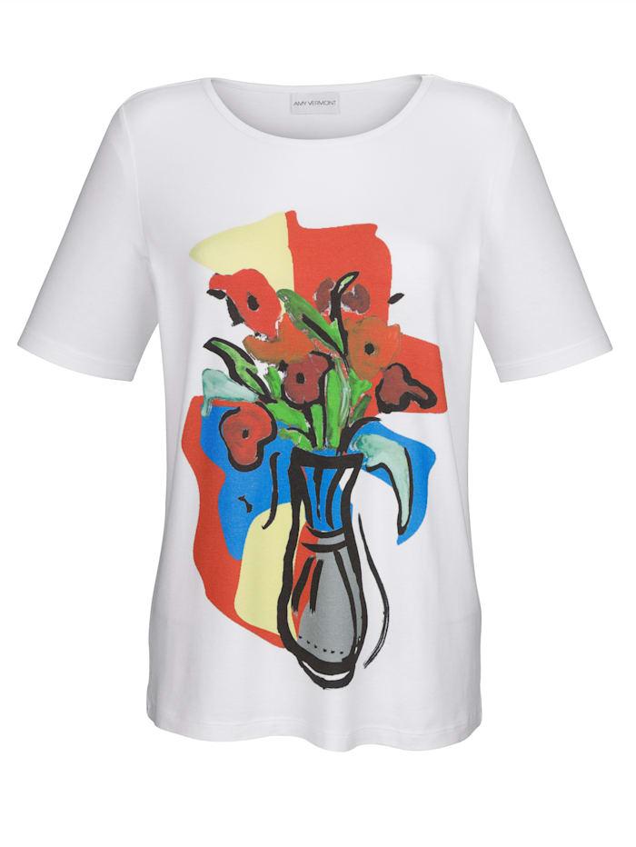 Shirt met motief