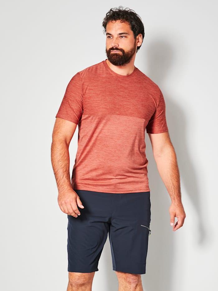 Killtec Funktions T-Shirt schnelltrocknend, Orange