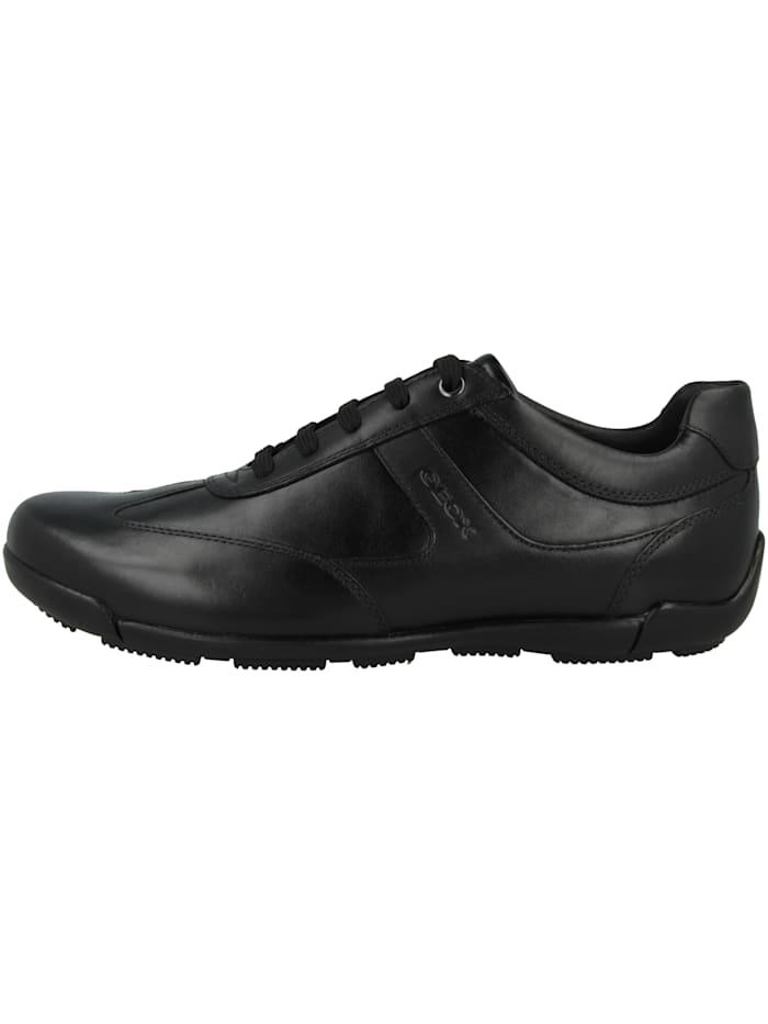 Geox Sneaker low U Edgware A, schwarz