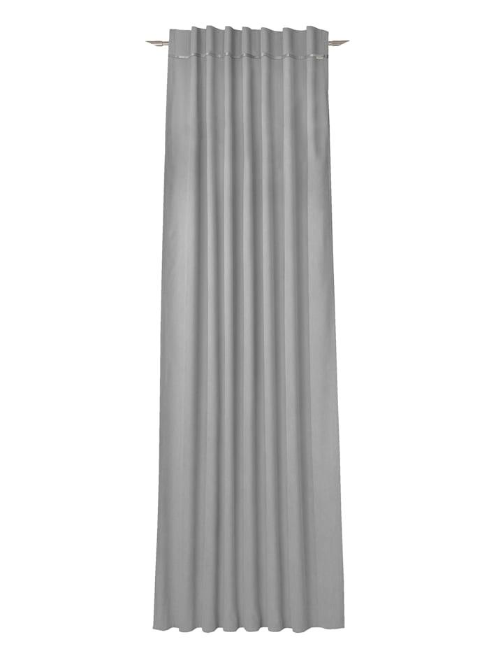 Esprit Dekoschal 'Cord', Grau