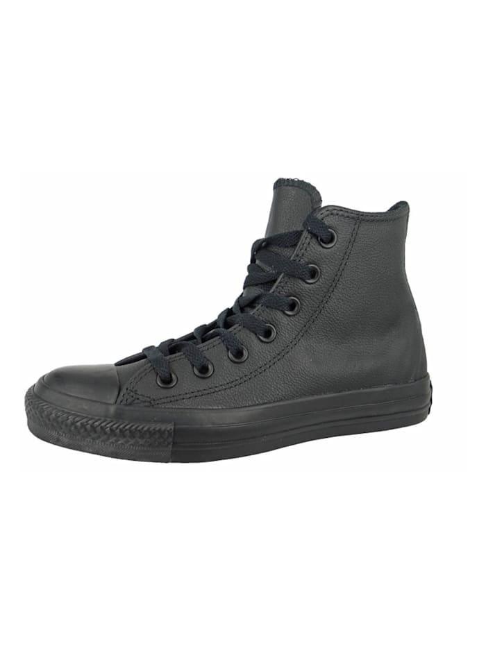 sneaker Chucks Chuck Taylor AS HI 135251C der neue 1T405 Leder Schwarz