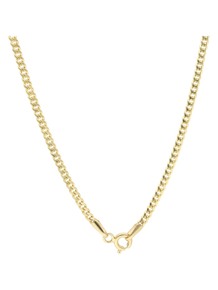 Kette glanz, Gold 375