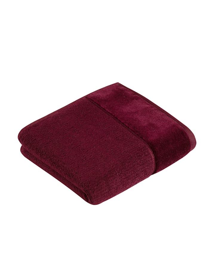Vossen Handdoeken Pure, berry