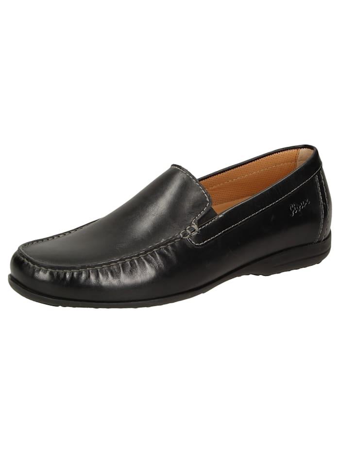 Sioux Slipper Gion-XL, schwarz