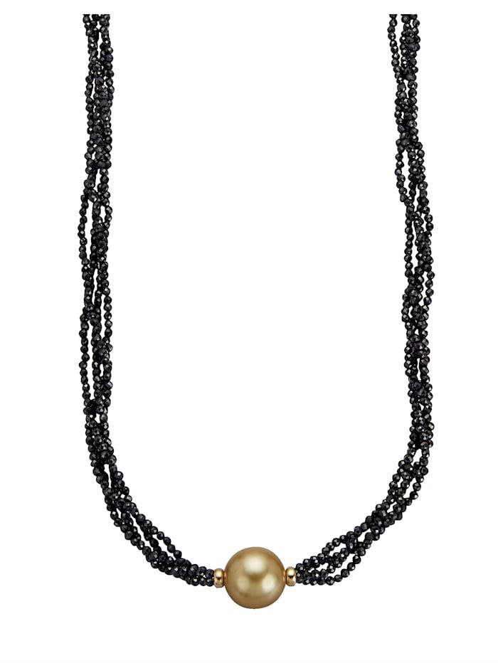 4-rijig collier