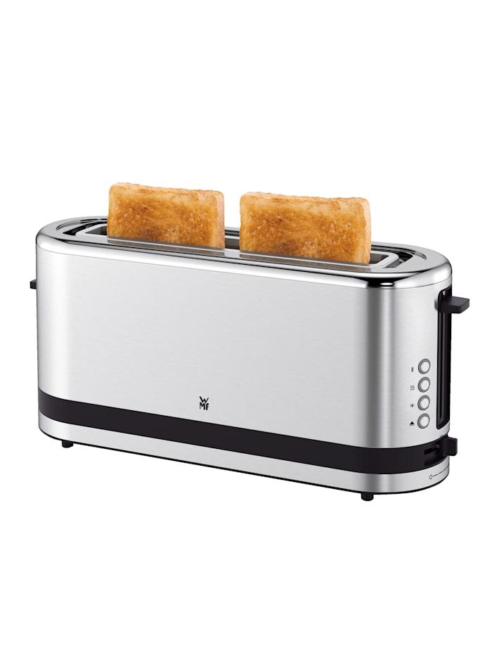 WMF Langschlitz-Toaster 'KÜCHENminis', Silberfarben/Schwarz