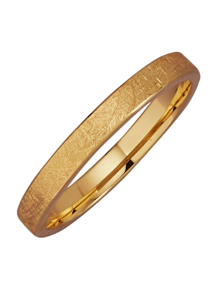 Harmony Alliance en différentes nuances d'or, Coloris or jaune