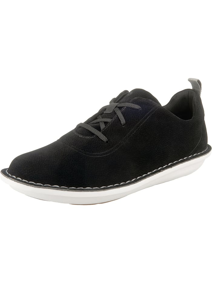Clarks Step Weltfree. Sneakers Low, schwarz