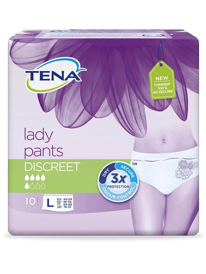 TENA Incontinentieslips Lady Discreet, Wit