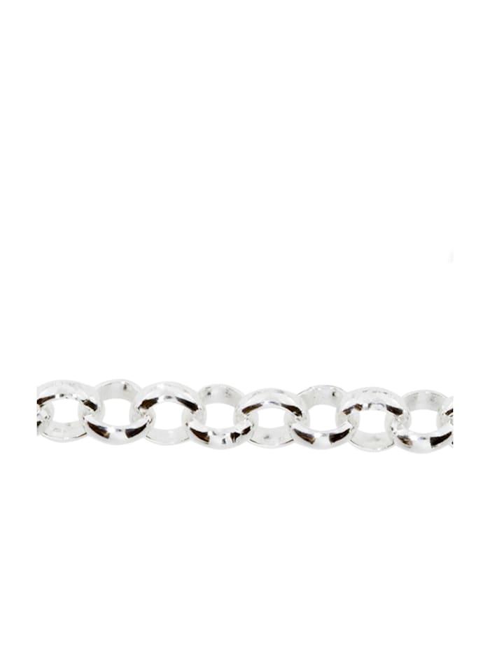 Kette - Erbs 4,0 mm - Silber 925/000 - ,