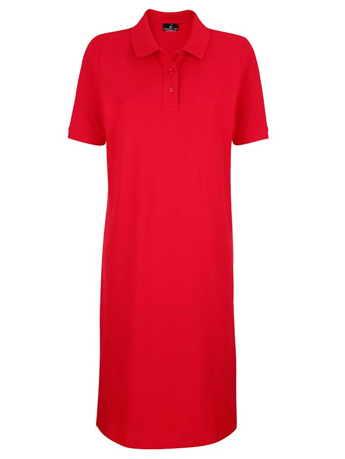 Kleid in schöner Pique Ware