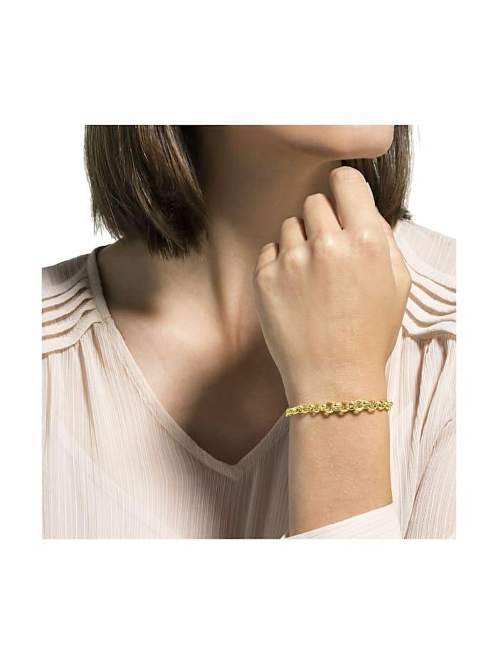 Armband für Damen, Silber 925 vergoldet