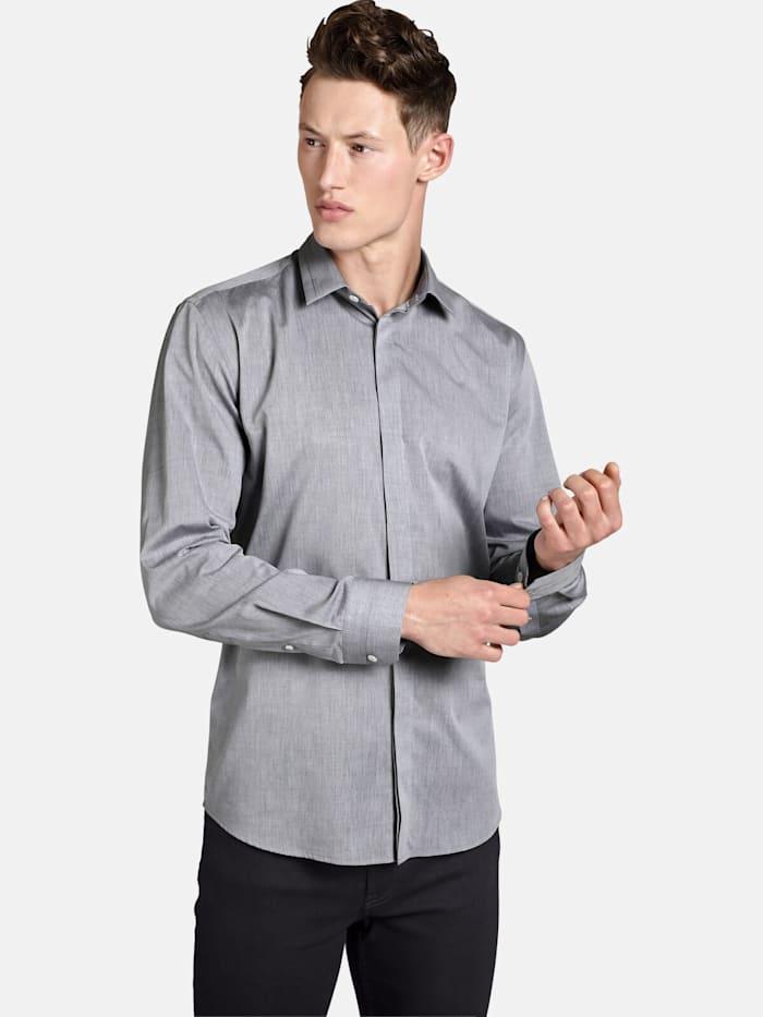 Shirtmaster Shirtmaster Hemd greyshades, grau