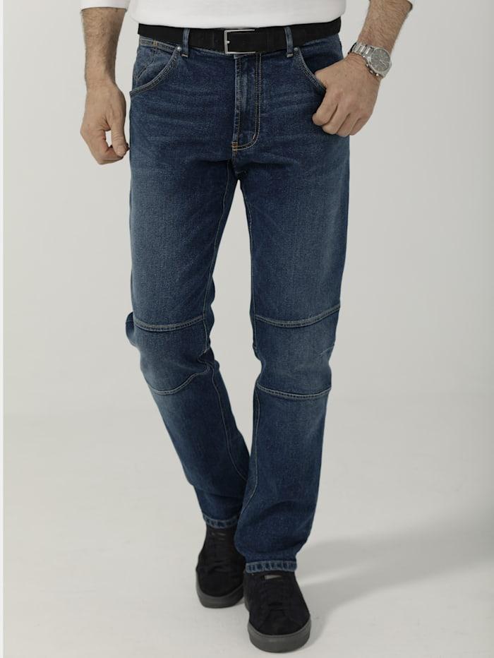 BABISTA Jeans in kernig-schwerer Qualität, Blau