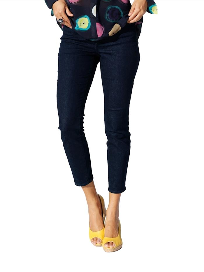 NYDJ Jeans met shaping effect, Zwart
