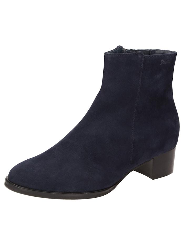 Sioux Stiefelette Hilgrid-701-H, dunkelblau