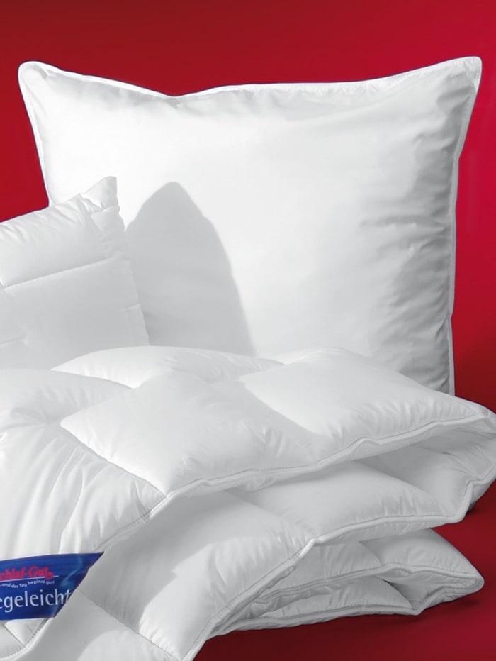 Frankenstolz FAN Faser Bettenprogramm  'Utah', weiß, glatter Bezug