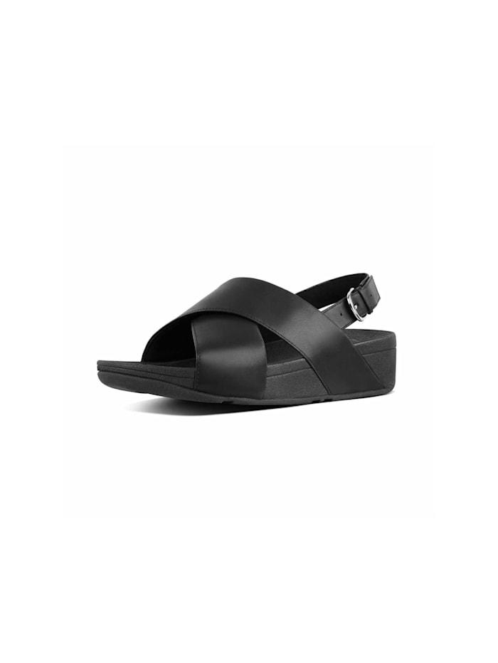 Fitflop Sandalen/Sandaletten, schwarz
