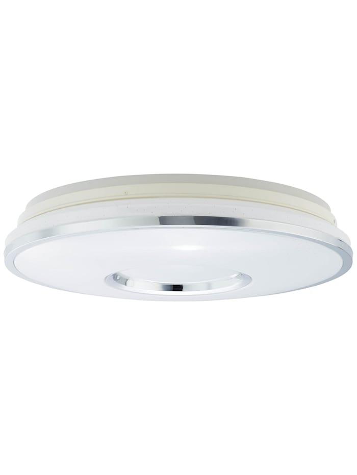 Visitation LED Deckenleuchte 49cm weiß-silber