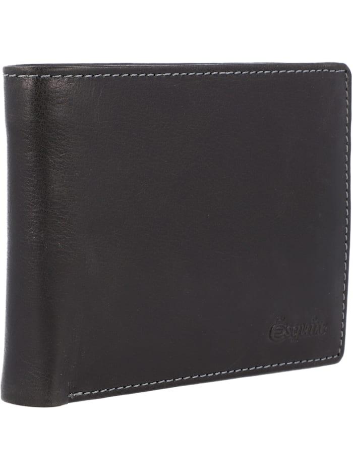 Denver Geldbörse RFID Leder 12 cm