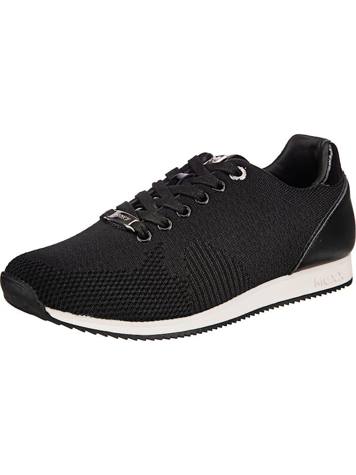 Mexx Cato Sneakers Low, schwarz