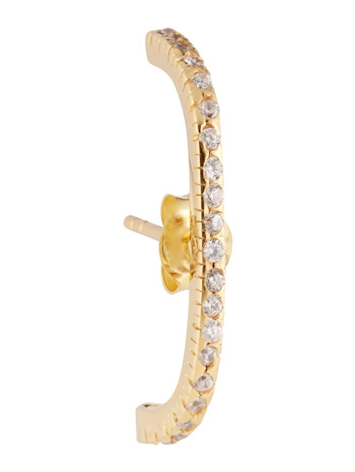 VIKA Jewels Earcuff, Gelbgoldfarben