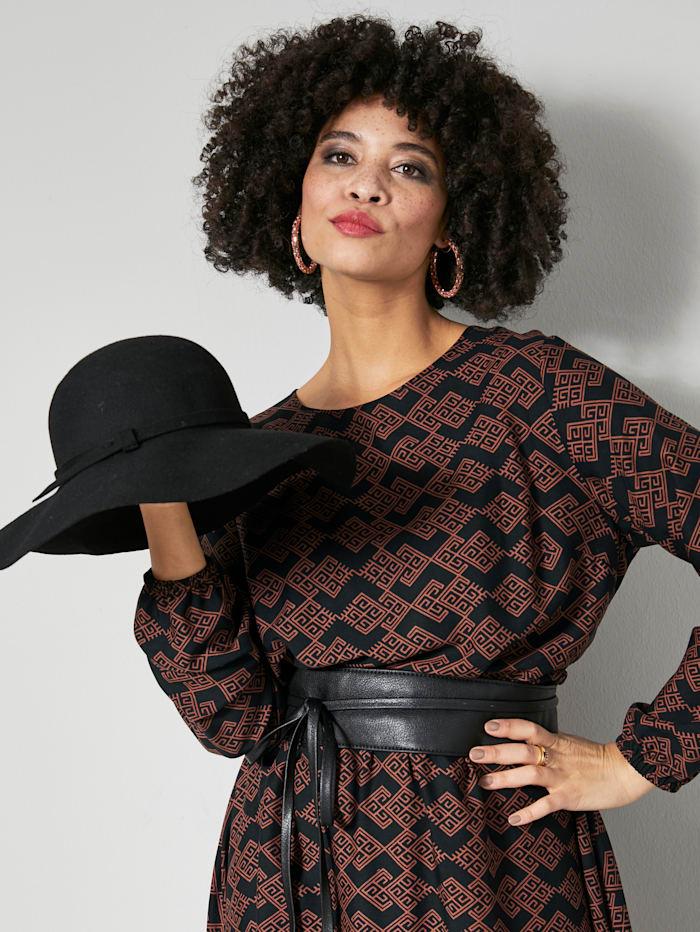 Angel of Style Hut, schwarz