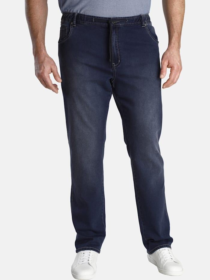 Charles Colby Jeans BARON KEYLAN, dunkelblau