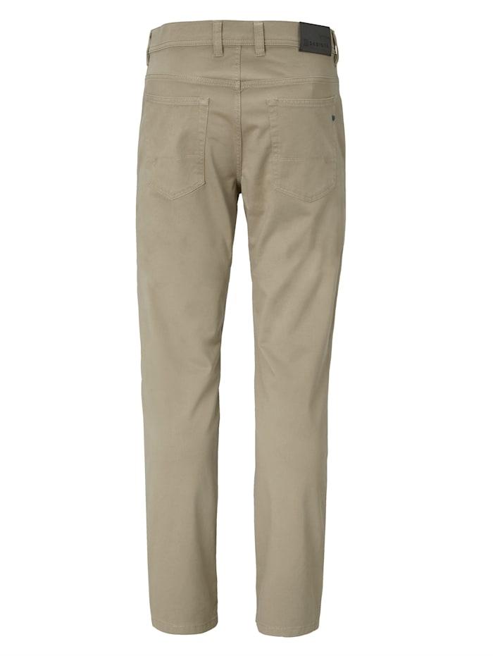 Pantalon en matière facile d'entretien