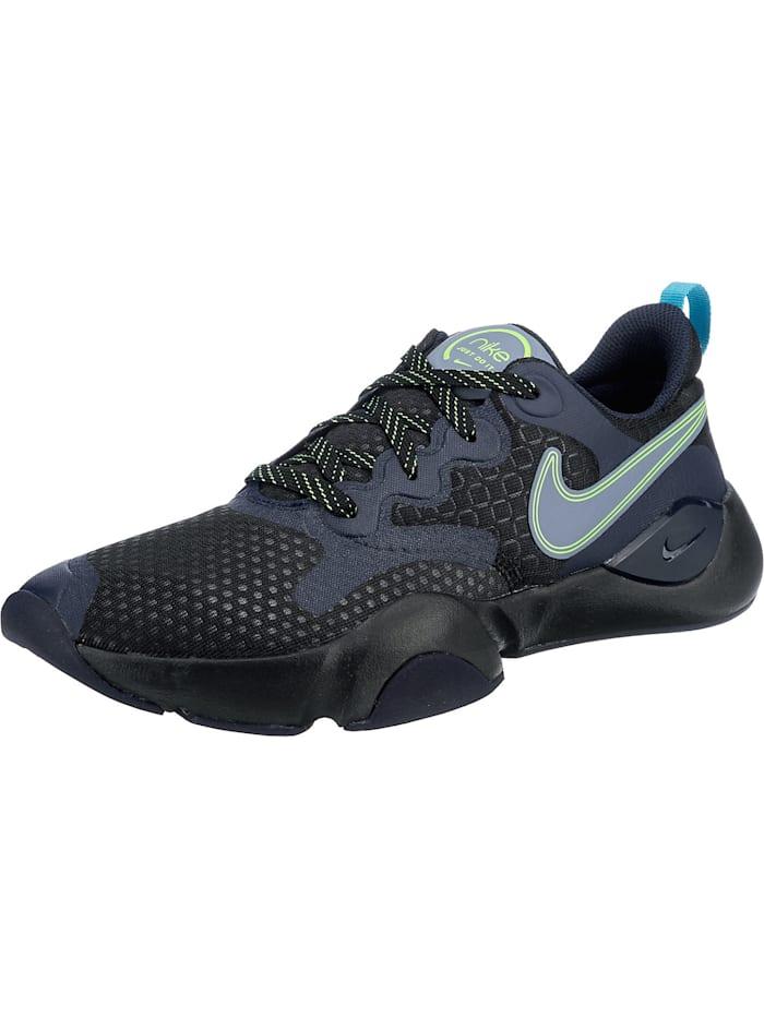 Nike Performance Speedrep Fitnessschuhe, schwarz