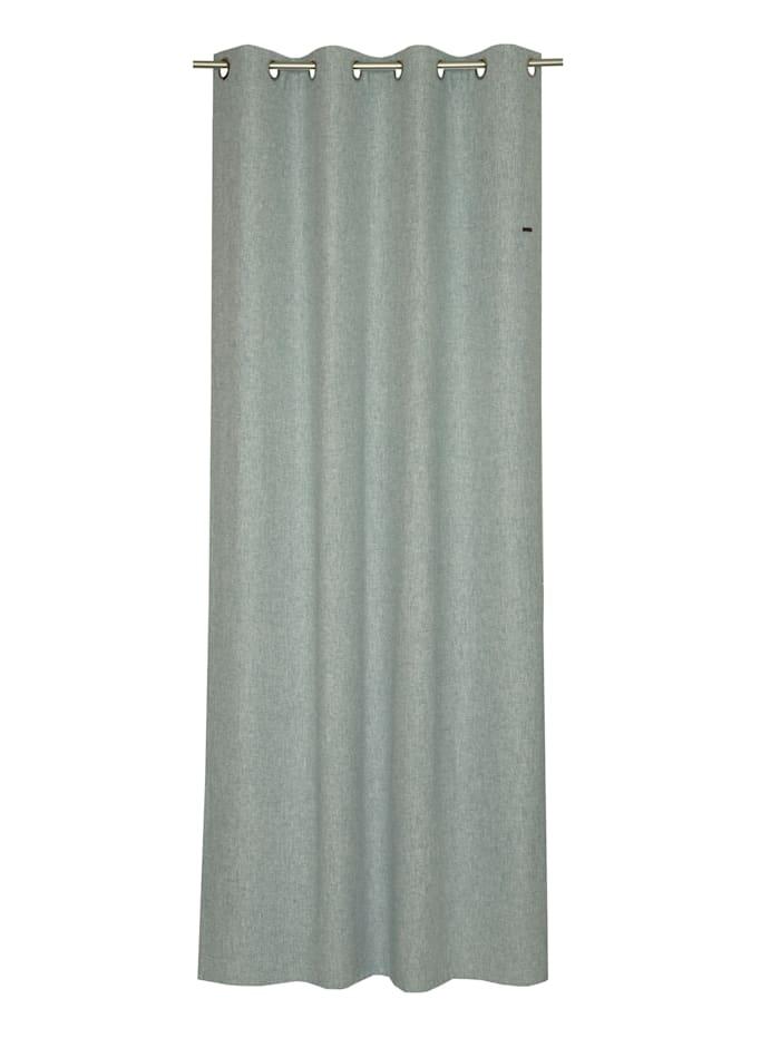 Esprit Ösenschal 'E-Harp', Hellblau