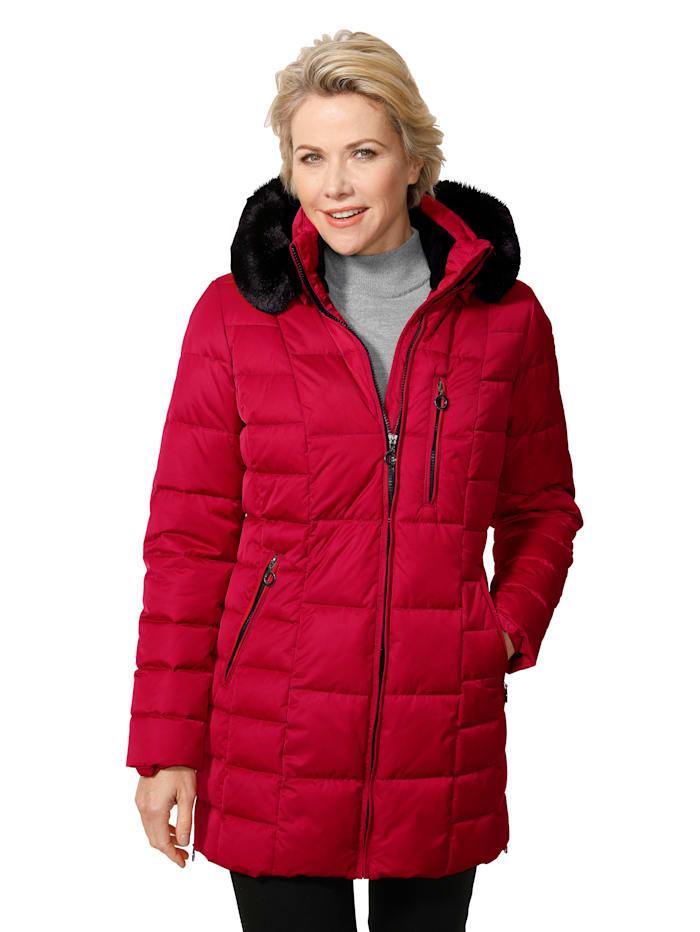 Jacke mit Wetterschutz