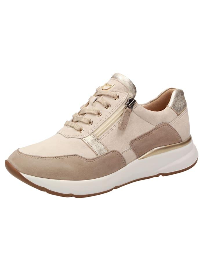 Sioux Sneaker Segolia-701-J, beige