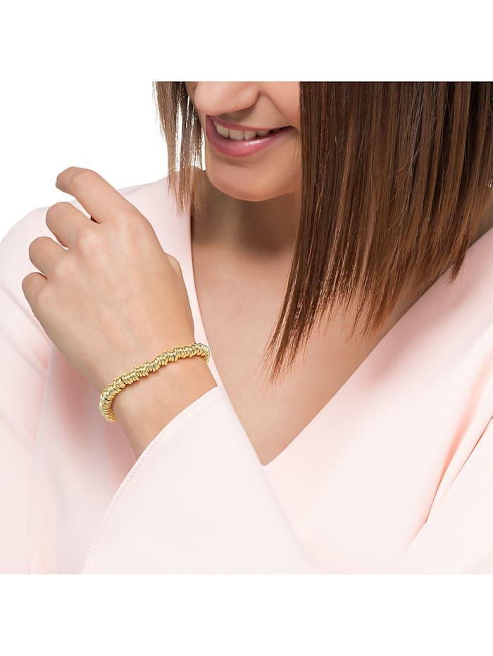 CHRIST Damen-Armband Weißgold/Rotgold