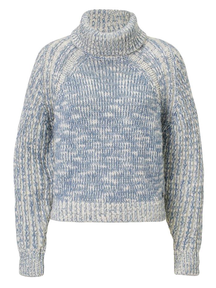 REPLAY Pullover, Blau