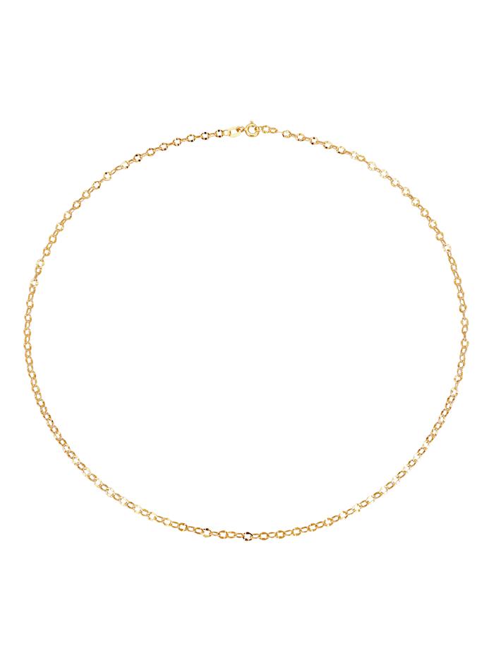 Halskette, Gelb