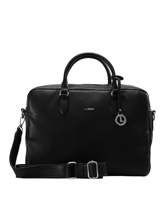 L.Credi Messenger Bag Ella Messenger Bag, schwarz
