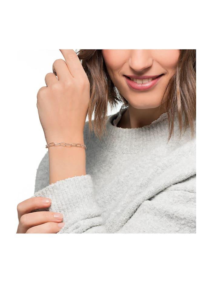 JETTE Silver Damen Armband+Charm 925er Silber
