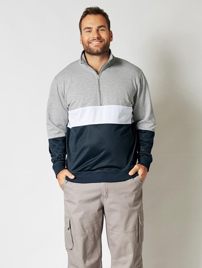 Sweatshirt van sneldrogend materiaal
