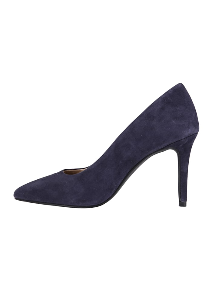 Pumps Velours-Pumps