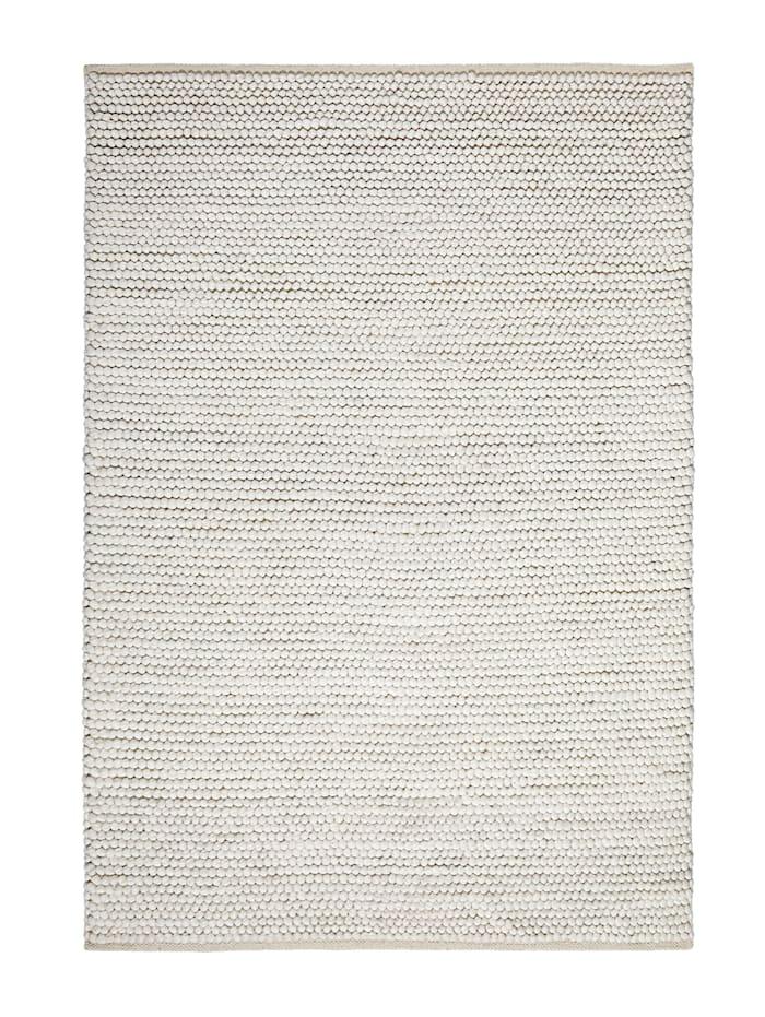 MARAVILLA Teppich, Creme-Weiß